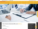 Masters Degree in Business Administration | Programs | SCIE
