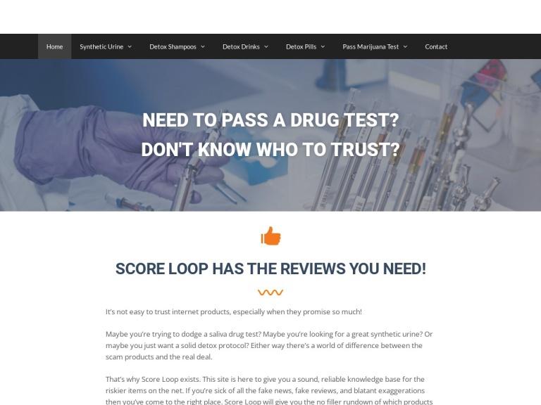 Score Loop screenshot