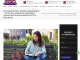 BSc International Business Management – Study in UK