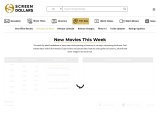 Movies Coming Out This Week in US