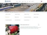 Q195 Prepainted Steel Coil-Shandong North New Material