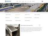 Square Stainless Steel Welded Pipe Supply-Best Wholesale