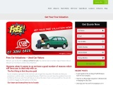 Free Car Valuations – Used Car Values