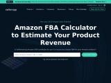 Amazon fulfillment fees calculator