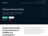 What are the Keyword Tips for Amazon
