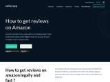 How to get reviews on Amazon – Ultimate Guide