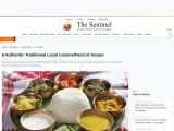 Authentic Traditional Local Cuisine of Assam – Sentinelassam