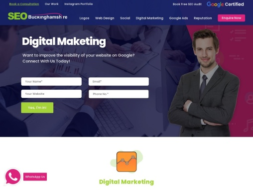 Digital Marketing Company | SEO Agency | Digital Agency