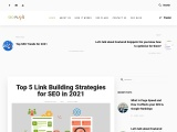 Top 5 Link Building Strategies for SEO in 2021