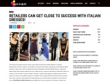Italian Dresses – Some Guidelines To Make You A Rich Clothing Retailer!