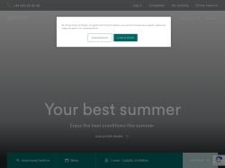 Sercotel Hotels screenshot