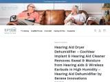 ReNew® Hearing Aid Dryer & Freshener – Model DB-100
