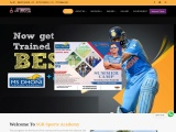 Top Residential Cricket Coaching Academy Nagpur in India- SGR Sports