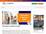 Relocation company in Dubai:-shahmovers