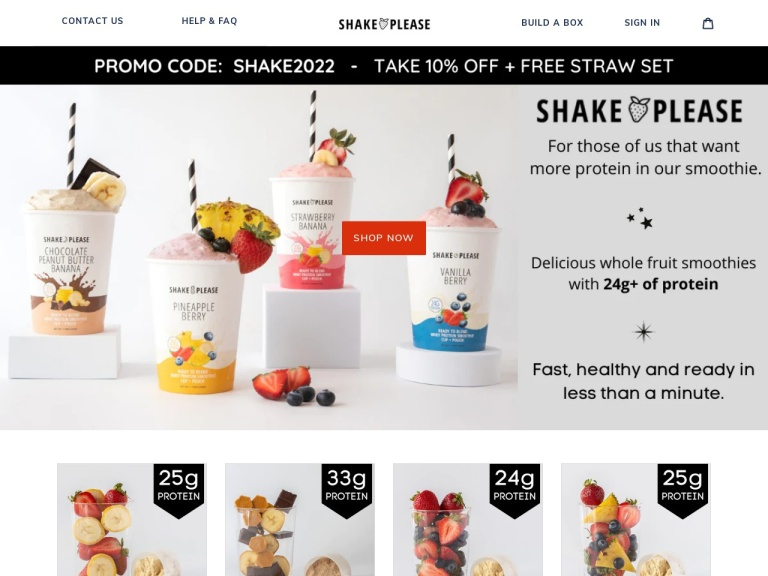 ShakePlease Coupon Codes