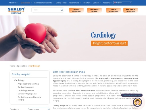 Best Cardiologist in Mohali-Shalby