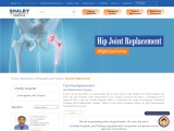 Hip Replacement Surgery India-Shalby Hospital