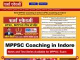 Sharma Academy UPSC, IAS, MPPSC Coaching in Indore