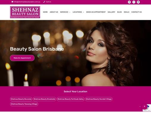 Beauty Salon Brisbane