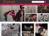 SheLike – Women's Fashion, Beauty Tips and Product Reviews