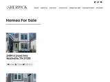 Home for Sale in Nashville TN | Sherlock REI