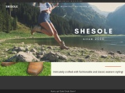 SheSole Shoes Coupon Code