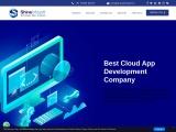 Best Cloud App Development Company | Cloud Application Development Service | Shine Infosoft