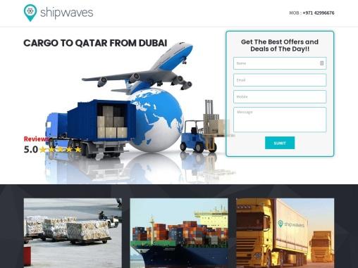 Qatar Cargo Service from Dubai