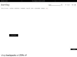Bentley Leathers coupon codes