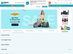 Shopclues screenshot