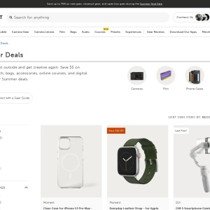 Shop Photography Gear for iPhone, Galaxy, and Pixel Cameras - Moment