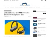 Mpow Flame Bluetooth Headphones Review 2021