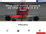 Shop in USA & Ship to India with low shipping Price @ShopUSA