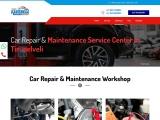 Multi-Brand Car Repair and Service Workshop