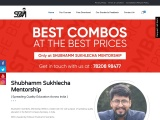 Shubham Sukhlecha Mentorship | Best mentor for CA CS guidance | Online video lectures by SSM