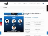CS video lecture online   CS executive module 1 video lecture combo online