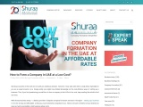 Cheapest Company Registration in UAE