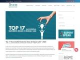 Best Business Opportunities in UAE 2021
