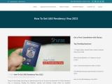 How To Get UAE Residency Visa 2021 | Investor visa or Partner visa