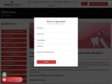Fixed Partial Dentures Services in Mumbai