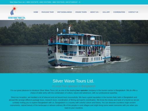 Silver Wave Tours Ltd | Tour operator Bangladesh