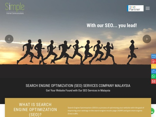 SEO Services Company in Malaysia