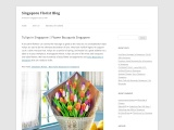 Tulips in Singapore | Flower Bouquets Singapore