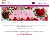 Singapore Wedding Flowers Decoration/Singapre Florists