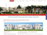 Top Private Engineering College in MP – SIRT Bhopal