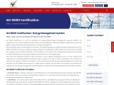 ISO 50001 Certification   Energy Management Systems
