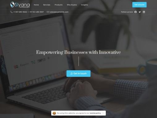 Mobile Application Development & App Development Services   Siyana Info Solutions