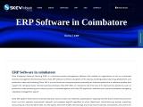 Best ERP Software in Coimbatore