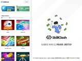 Play free online games to earn money   SkillClash