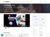 Excel Pivot Table Online Free Course